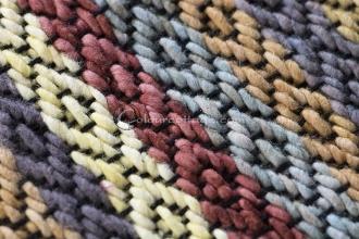 Knit, weave