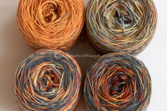 August sock yarn